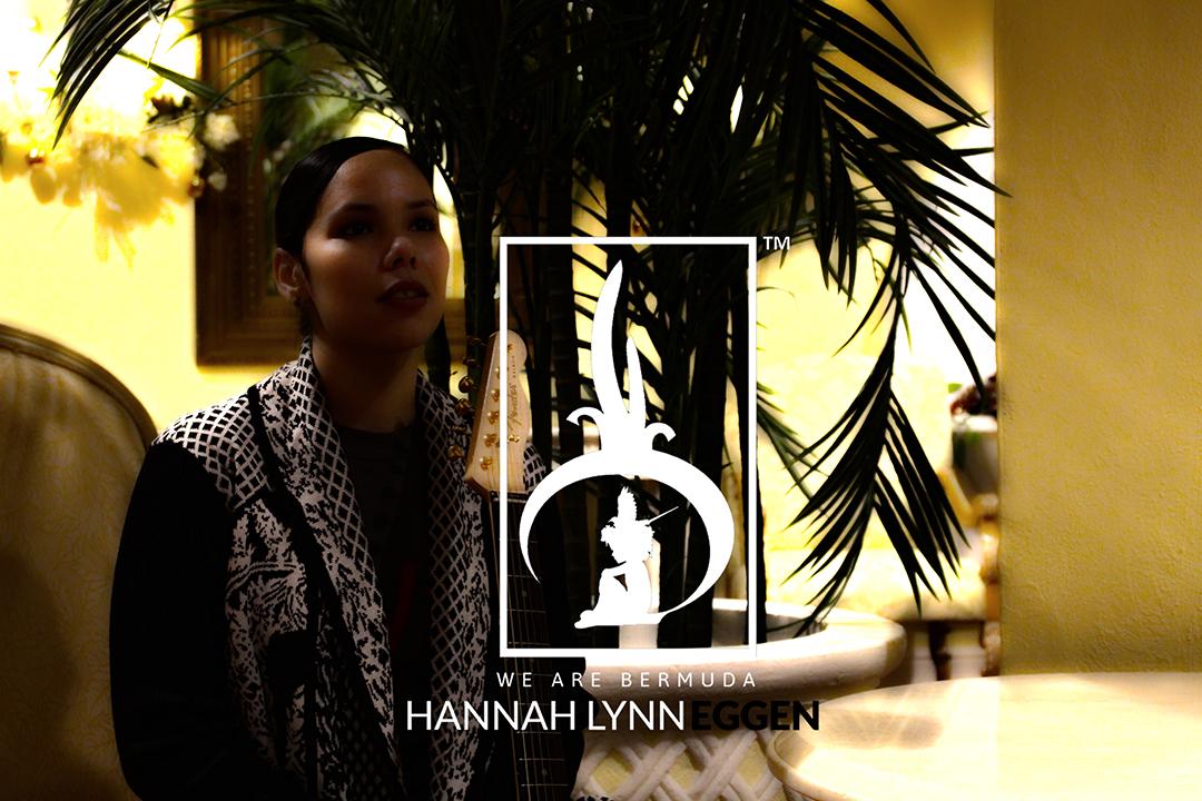 Hannah Eggen Lynn Bermuda